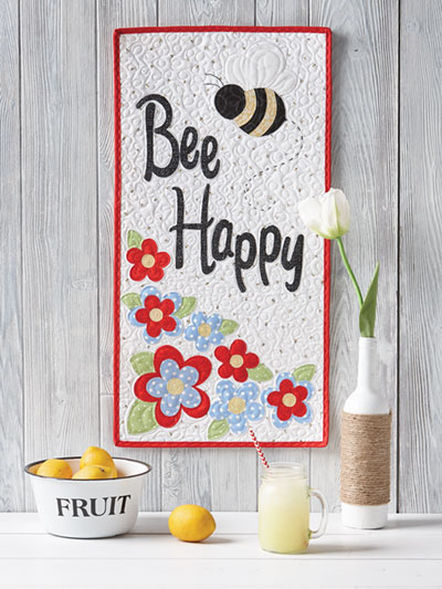 Bee Happy Quilt Pattern