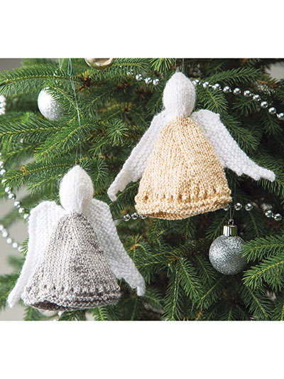 Angel Choir Knit Pattern