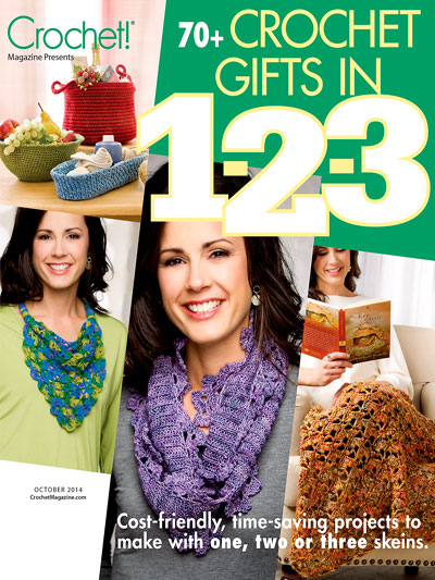 Crochet Gifts in 1-2-3