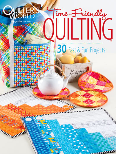 Time-Friendly Quilting Pattern