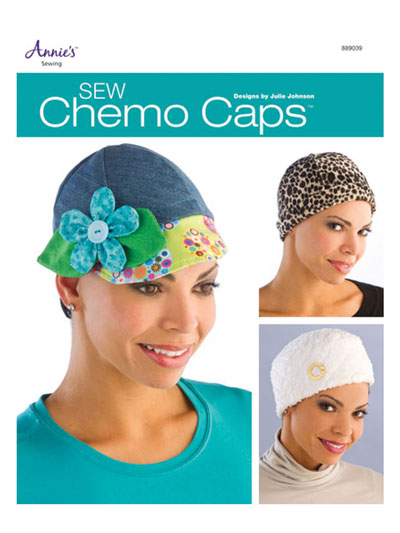 Sew Chemo Caps Sewing Pattern