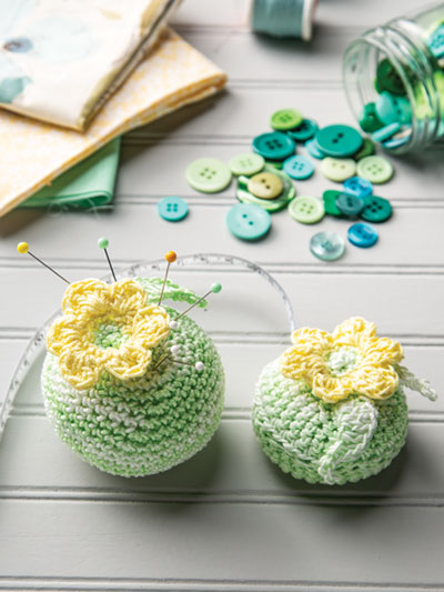 Springtime Stitcher's Set Crochet Pattern