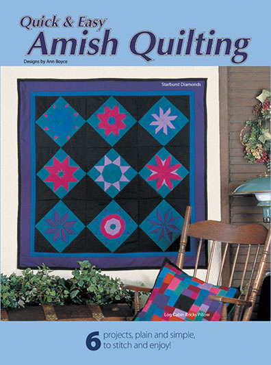 Quick & Easy Amish Quilting Pattern