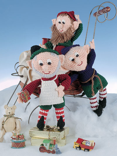 Christmas Elves Crochet Pattern