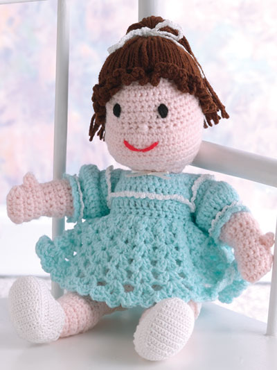 Pretty Patti Crochet Pattern