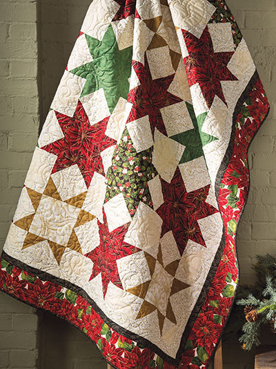 Treetop Quilt Pattern