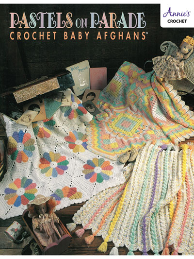 Pastels On Parade Baby Afghans