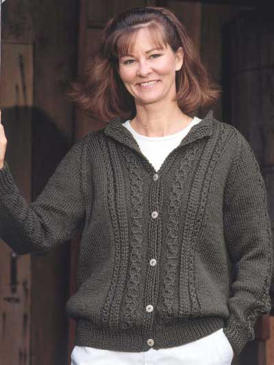 Forest Glen Cardigan