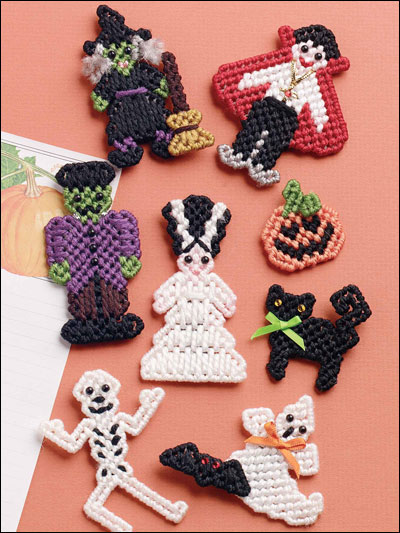 Halloween Magnets
