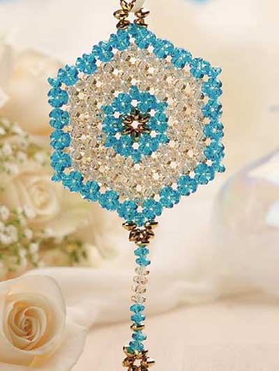 Mini Beaded Suncatcher