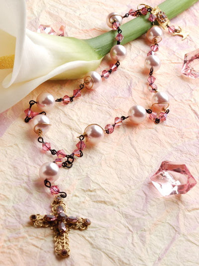 Pink Persuasion Necklace