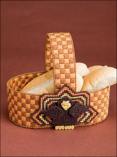 Harvesttime Bread Basket