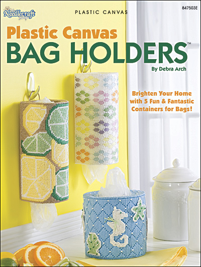 Plastic Canvas Bag Holders