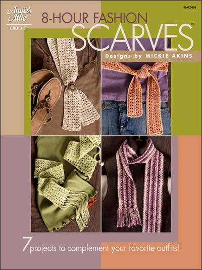 8-Hour Fashion Scarves