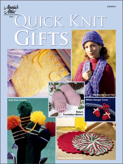 Quick Knit Gifts