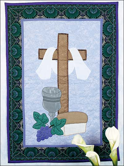 Communion Wall Quilt