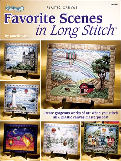 Favorite Scenes in Long Stitch