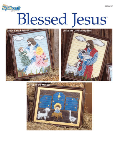 Blessed Jesus Long Stitch
