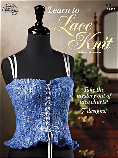 Learn to Lace Knit