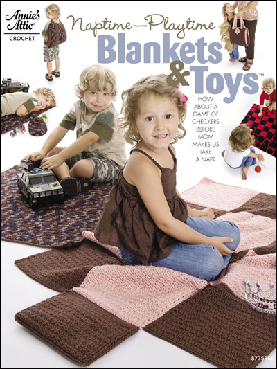 Naptime, Playtime Blankets and Toys