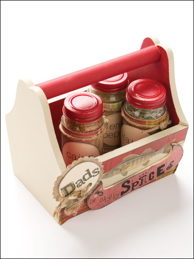 Dad's Spice Caddy