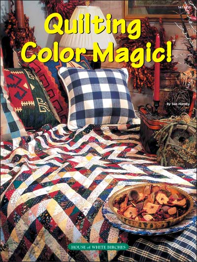 Quilting Color Magic!