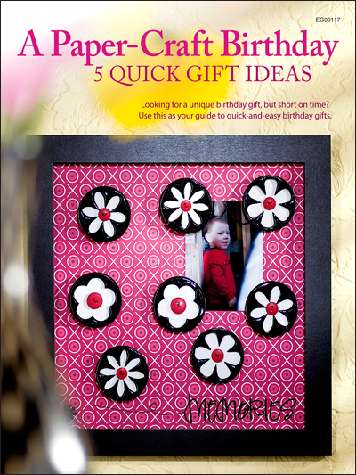 birthday gift craft ideas a paper craft birthday 5 gift ideas 3454