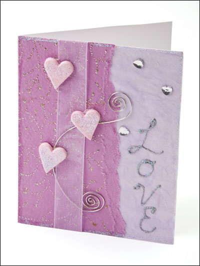 Heart Love Card