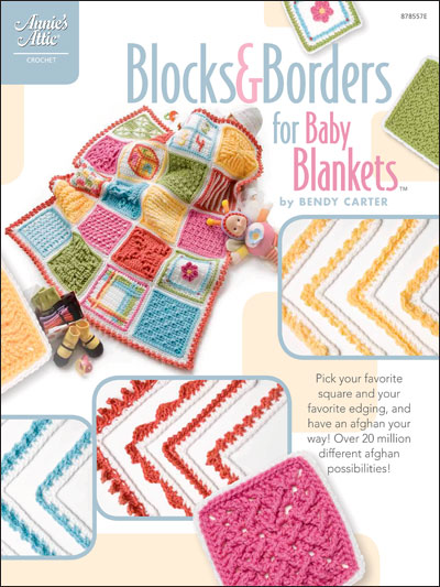Blocks & Borders for Baby Blankets