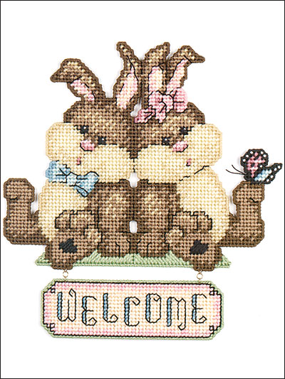 Bunnies Welcome