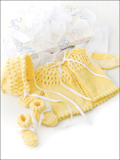 Buttercup Baby Set