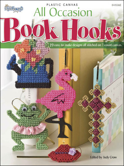 All Occasion Book Hooks