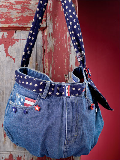 Star-Spangled Satchel