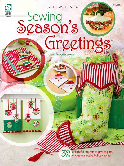 Sewing Season's Greetings