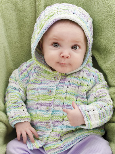 Adorable Baby Hoodie