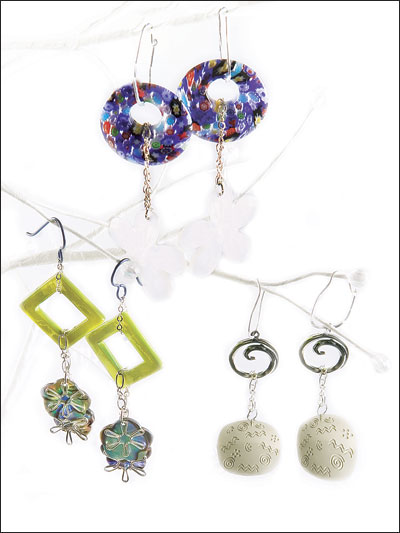 Presto Chango Earrings