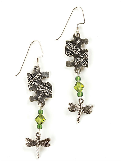 Dragonflies Earrings