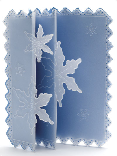 Snowflake Accordion
