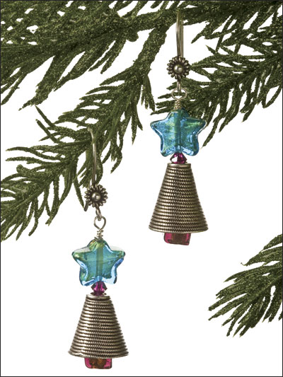 Happy Holiday Earrings