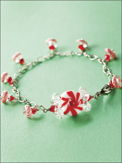 Peppermint Twist Bracelet