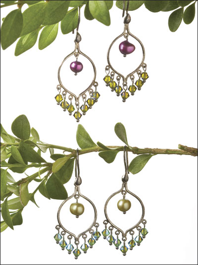 Spring Flirt Earrings