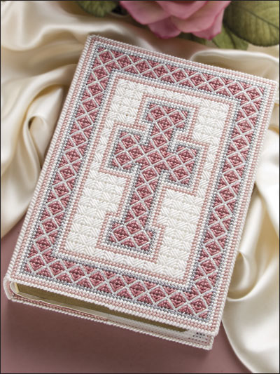 Pink Elegance Bible Cover