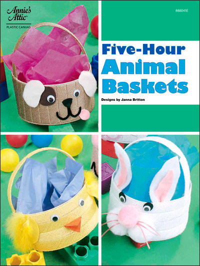Five-Hour Animal Baskets