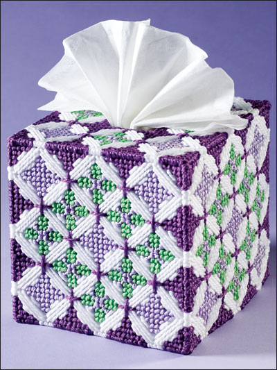 Boutique Tissue Box Holder