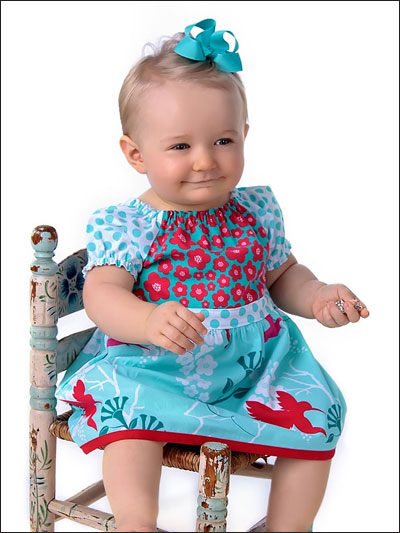 Bella Baby Dress