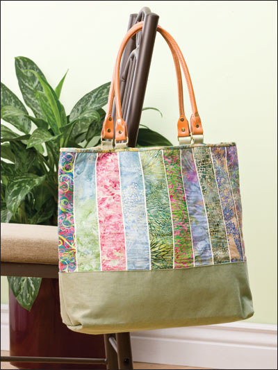 Jelly Roll Tote