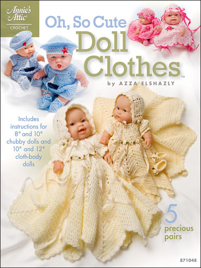 Oh So Cute Doll Clothes