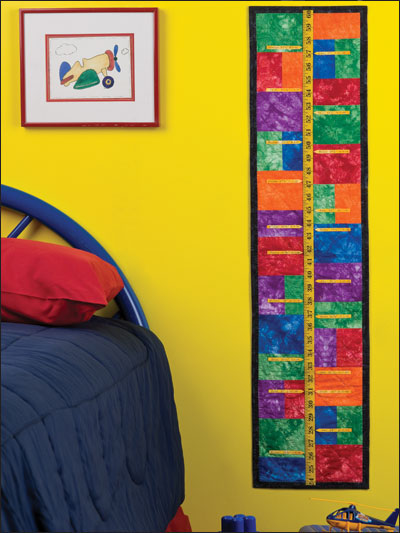Patchwork Growth Chart