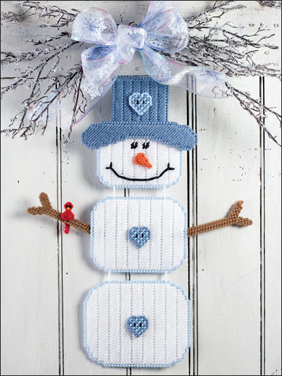 Country Snowman Welcome