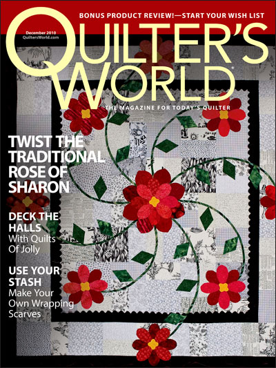 Quilter's World December 2010